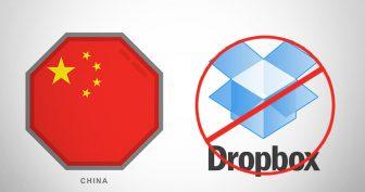 Dropboxin käyttäminen Kiinassa