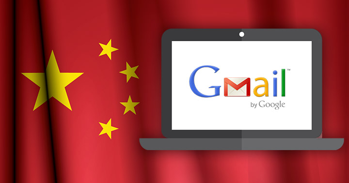 Access Gmail in China