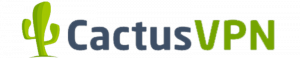 Vendor Logo of CactusVPN