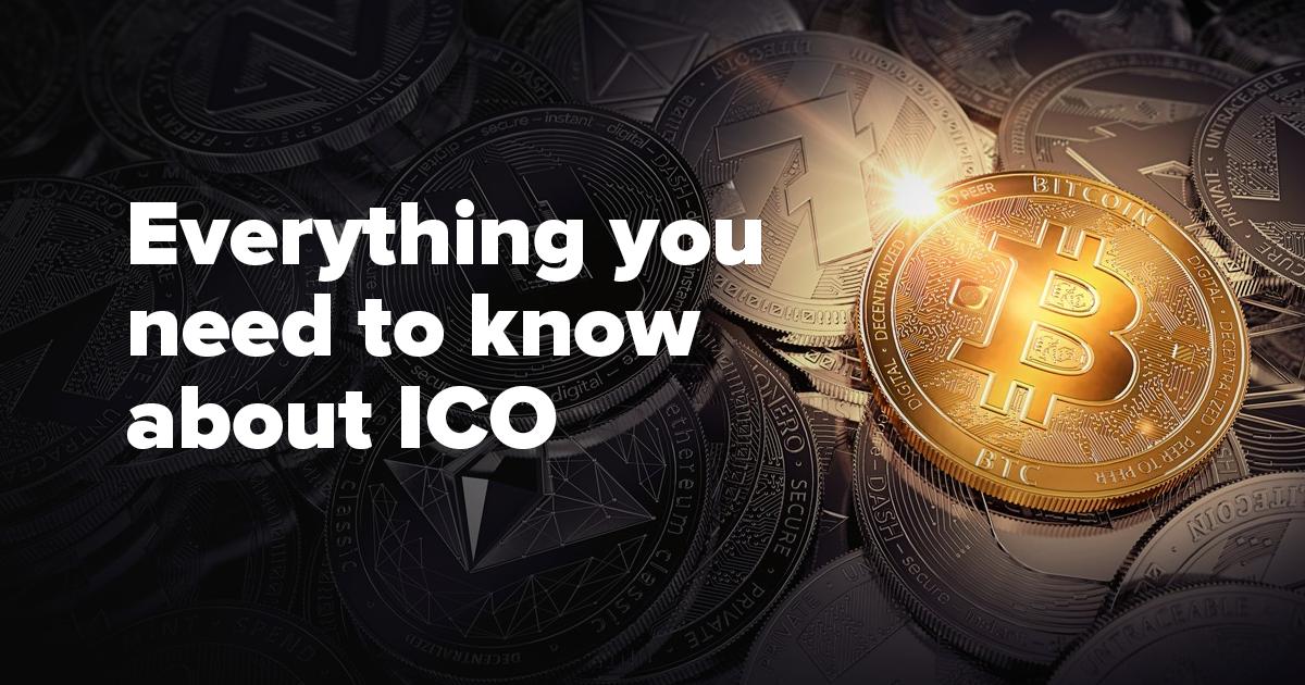 Kaikki, mitä sinun tulee tietää ICO:sta