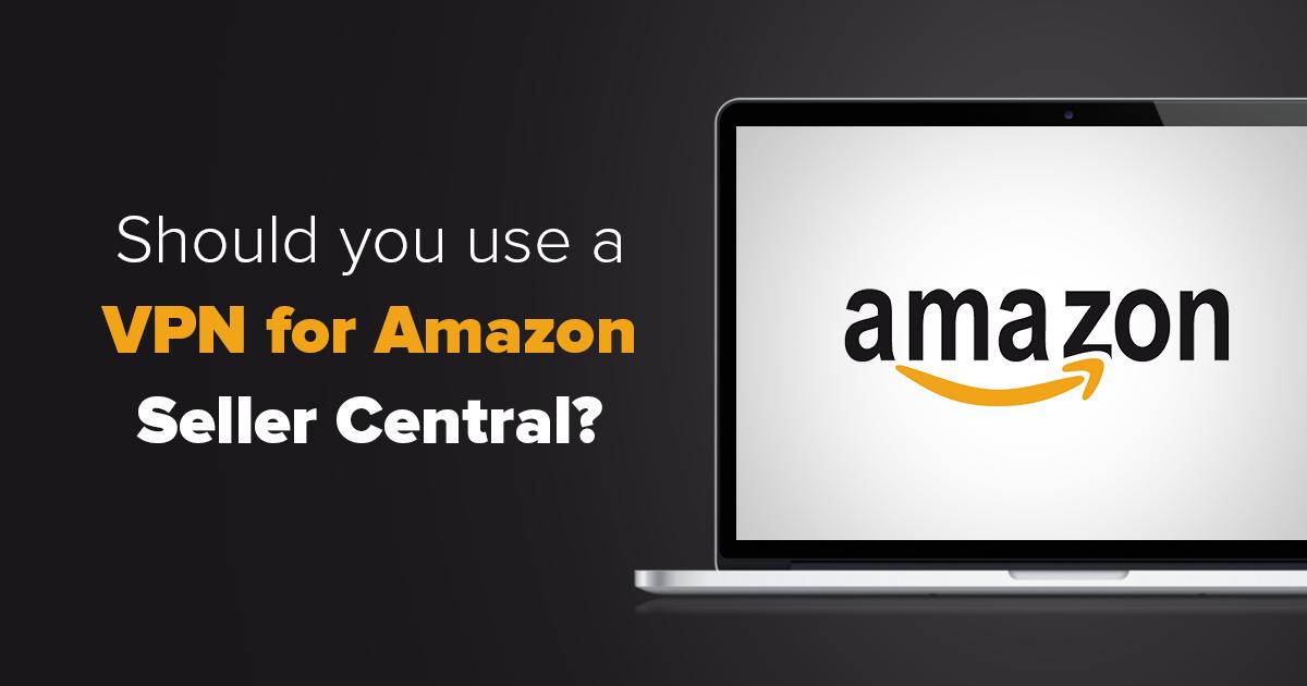 Voiko VPN-yhteyttä käyttää Amazon-tilillä?