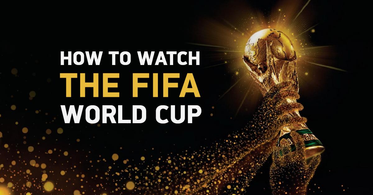 Katso Jalkapallon MM-kisoja 2018 missä tahansa – 6 toimivaa tapaa